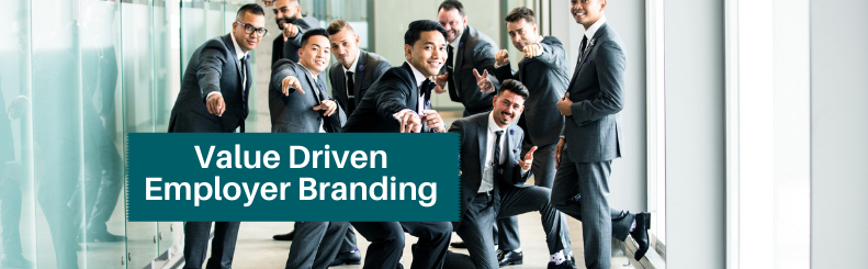Value Driven Employer Branding